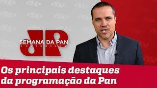 SEMANA DA PAN - DEMISSÃO DE ROBERTO ALVIM APÓS VÍDEO, JUIZ DE GARANTIAS, DOCUMENTÁRIO NO OSCAR