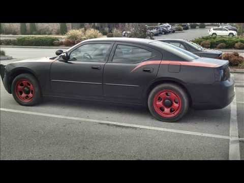 2007 black red dodge charger sxt youtube. Black Bedroom Furniture Sets. Home Design Ideas