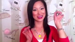 Nail: Paintbox Nail Salon| Mixed Makeup