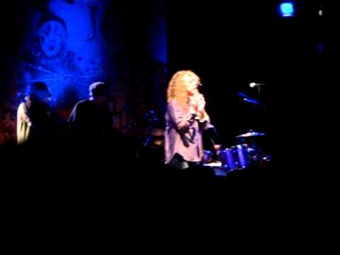 Robert Plant & The Band of Joy - Tangerine live@ The Olympia Liverpool 21st October 2010