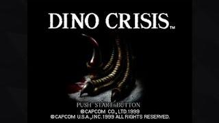 PSX Longplay [154] Dino Crisis (a)