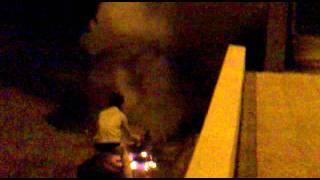 Sinais de fumo in Chouto :P