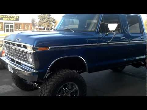 1977 ford crew cab 4x4 old ford for sale show truck