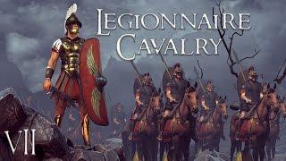Total War Arena :Live Com - Scipio Tier 7 Legionnaire Cavalry