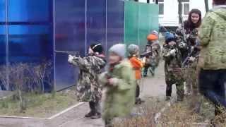 видео Сценарий спортивно-патриотический игры «Зарница»