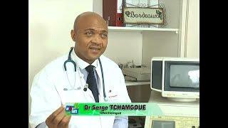 EMISSION ACTU SANTE HEPATITE C et B   Avec Dr Serge TCHAMGOUE