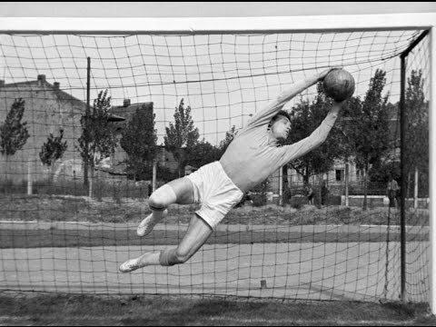 Gyula Grosics ● Best Saves