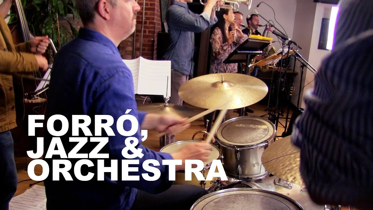 Forró Sem Palavras is back! Upcoming concerts in NYC.