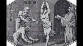 5 самых страшных пыток средневековья 16+