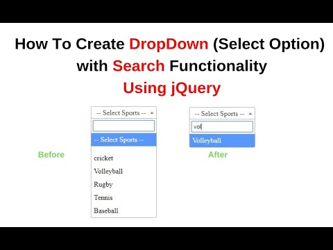 Select Box With Search Option Jquery Select2 Min Js