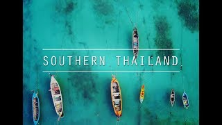 Drone Footage of Southern Thailand in Beautiful HD