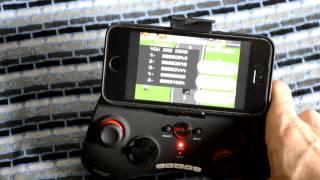 Ipega PG-9025  bluetooth gamepad not for iOS
