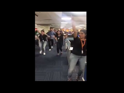 Dance Performance by IBM Daksh Concentrix Employee's-Gurgaon