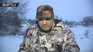 «Аж дом вздрогнул»: жители деревни Степановское рассказали о моменте крушения Ан-148