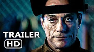 JEAN CLAUDE VAN JOHNSON Official Trailer (2017) Van Damme, Amazon Video TV Series HD