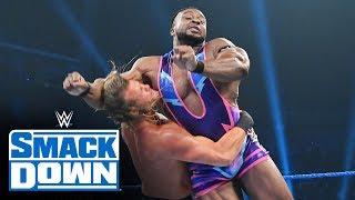 The New Day vs. Dolph Ziggler & Robert Roode: SmackDown, Oct. 25, 2019