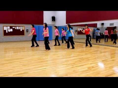 Weekend Girl - Line Dance (Dance & Teach in English & 中文)