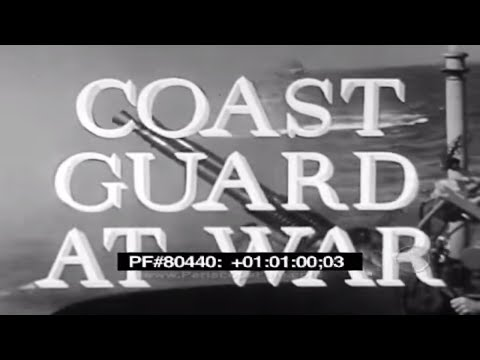 Coast Guard at War on Foreign Shores 80440