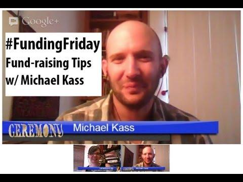 #FundingFriday & Fringe w/ Michael Kass