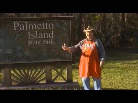 Palmetto Island State Park Cracklin Demo - 2017-The Movie