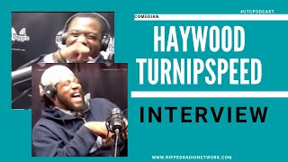 #UTCPODCAST Comedian Haywood Turnipseed Family ties, Best Comedy Clubs in DC amp Whitewashing History