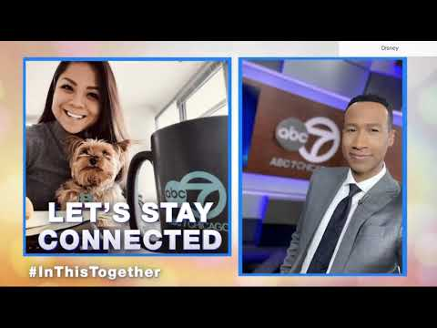 """WLS ABC 7 Chicago """"In This Together"""" Coronavirus Promo"""