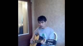 Кош махабат на гитаре