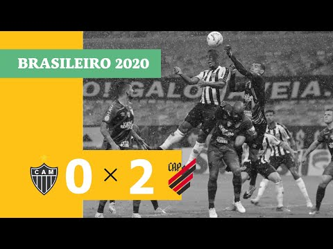 Atletico-MG Atletico-PR Goals And Highlights