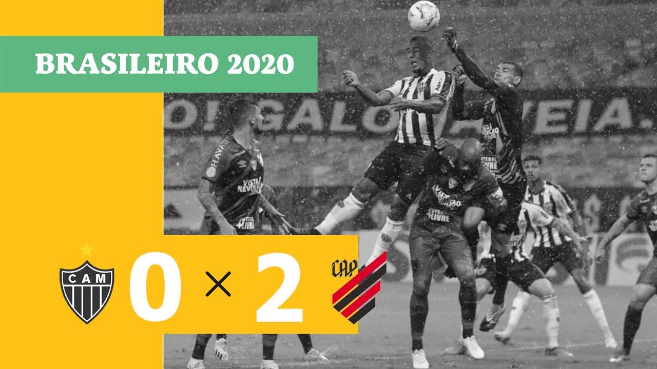 Атлетико Минейро  0-2  Атлетико Паранаэнсе видео