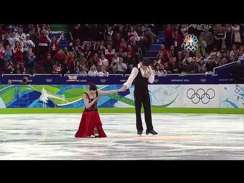 [HD]Tessa Virtue & Scott Moir OD 2010 Vancouver Olympics (Farrucas by Pepe Romero )