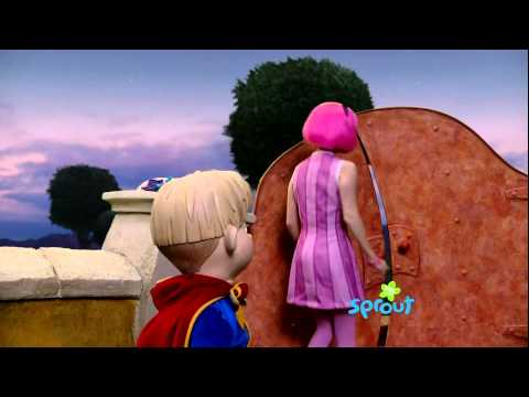 LazyTown S02E05 Haunted Castle 1080i HDTV