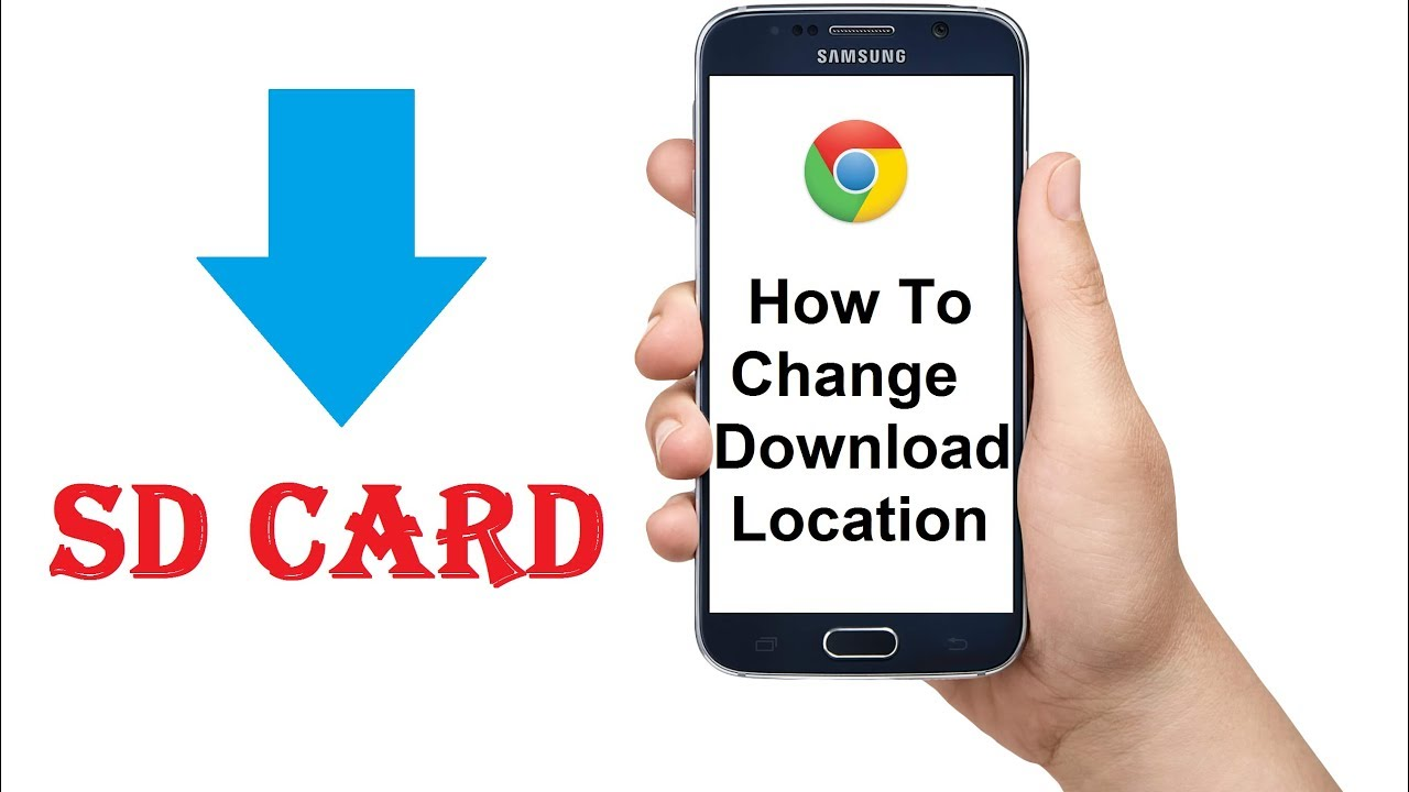 HOW TO CHANGE DOWNLOAD LOCATION IN CHROME IN ANDROID