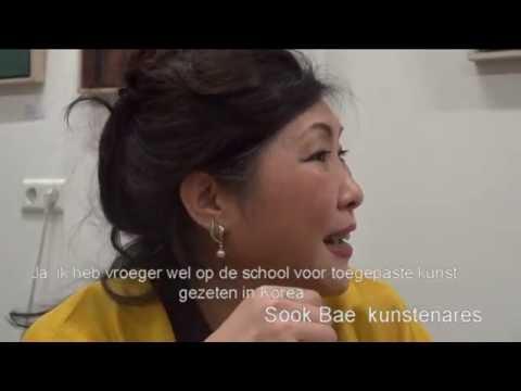 HGW  Los item Sook Bae Opening expositie 'Beeldend Gesproken'