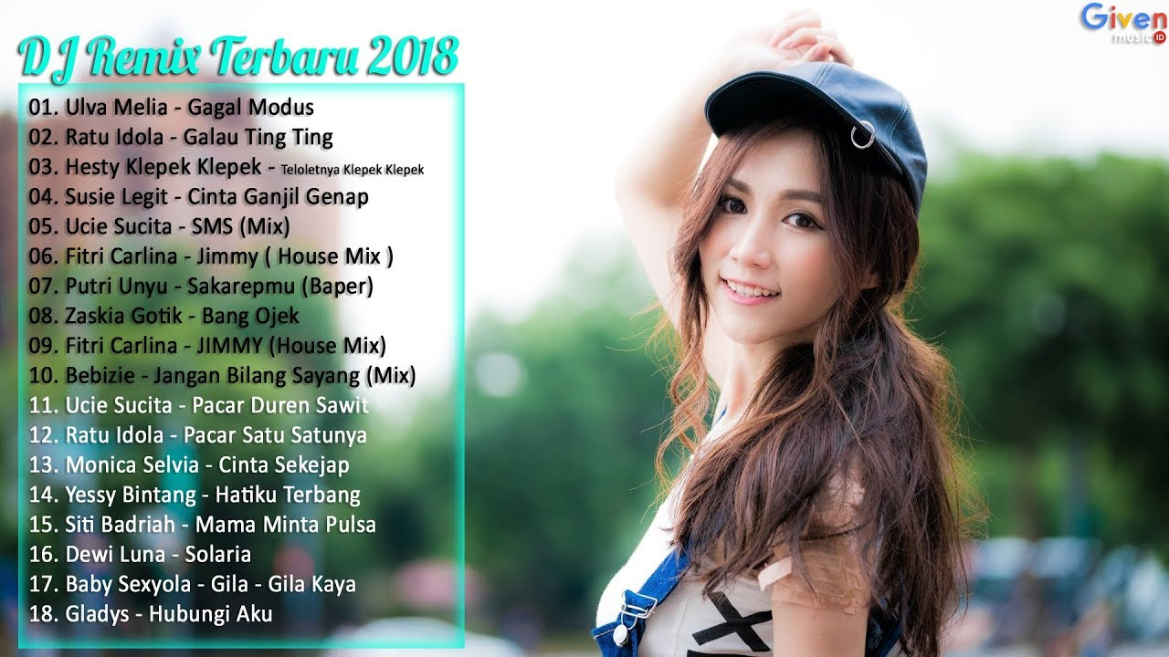 22 HITS LAGU DANGDUT REMIX TERBARU 2017 - YouTube