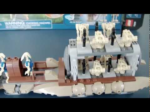 LEGO Star Wars: The Battle of Naboo - Review