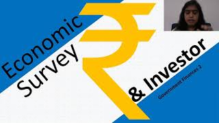 BSE IPF Hindi Investor Education Video: Economic Survey-Government Finances-19