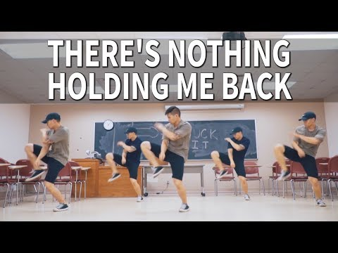 THERE'S NOTHING HOLDING ME BACK  - Shawn Mendes || Jun Quemado Choreo|| Vinh Vu Cover & Choreography
