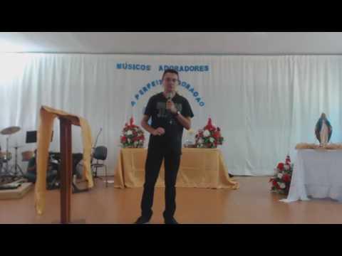 Pregação Luiz Carvalho - As tentações do músico