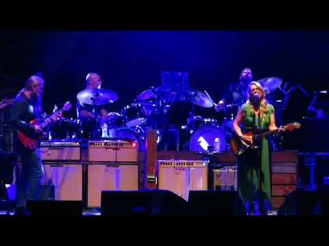 """Tedeschi Trucks Band - """"Angel From Montgomery"""" and """"Sugaree"""" - Xfinity Theatre, CT - July 6, 2018"""