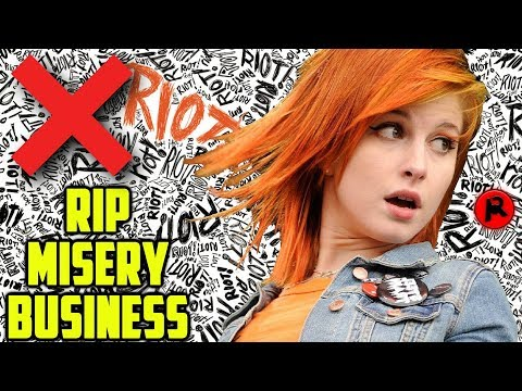 "The Problem With Paramore Axing ""Misery Business"" (Rant)"