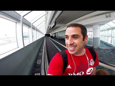 Chegando no Canada | CANADA NA REAL
