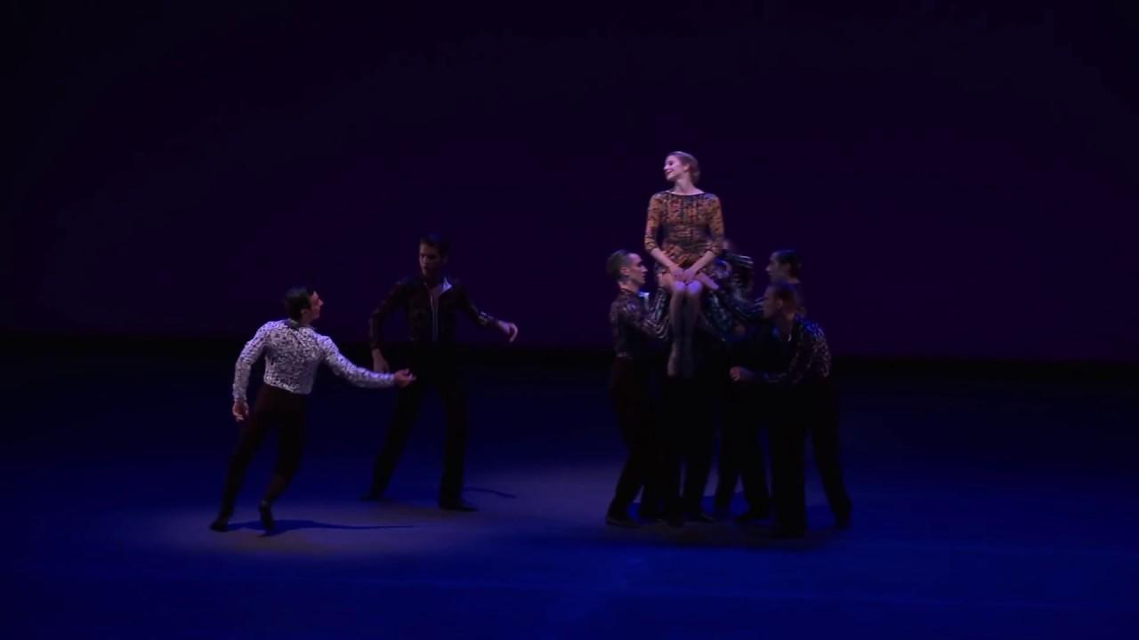 Anatomy of a Dance: Joaquin De Luz on ODESSA