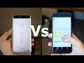 Google Pixel Vs. Nexus 6P (2017)