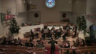 "Mendelssohn ""Sinfonia""  X - Edmonton Singing Strings Orchestra Dec 2009"