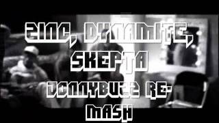 "** DJ Zinc, Skepta, Ms Dynamite**  ""Bad Boy, Wile Out"" Blunt Edge - JONNY BUZZ Mash Up remix"