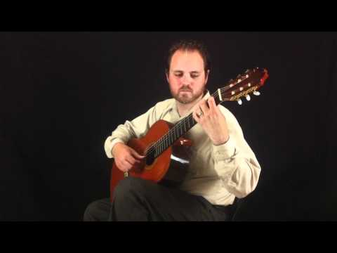 Spanish Guitar: Malagueña - William Wilson