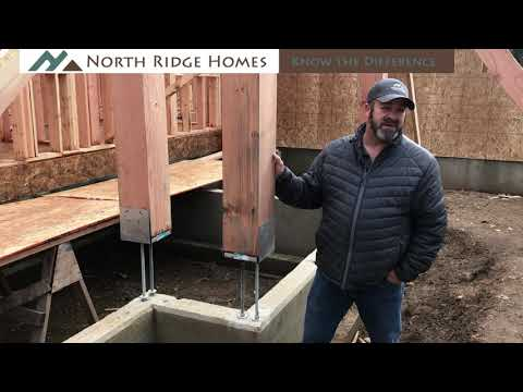 Custom Homes Series - Episode 23: Post and Beam Entries