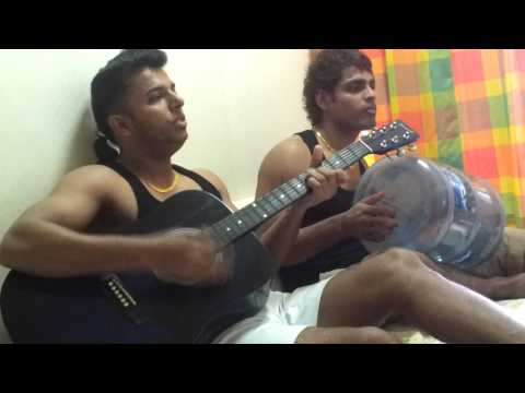 Hitha atharaman wela singing by AKE