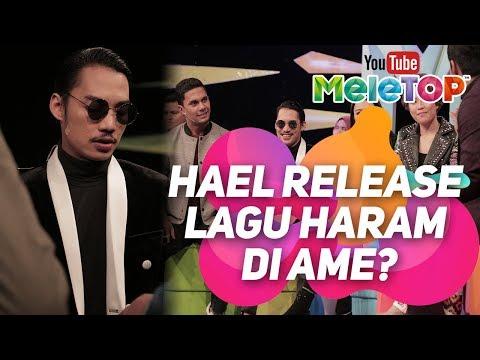 Hael nak release lagu baru di AME? | Hael Husaini , Janna Nick, Sharifah Sakinah & Fikry Ibrahim