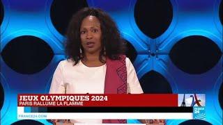 Jeux Olympiques Paris 2024 - Discours de la Ministre des Sports Laura Flessel devant le CIO